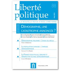Liberté Politique - Liberté politique N°88