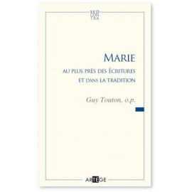Marie au plus près des Ecritures et dans la Tradition