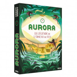 Vashti Hardy - Aurora Tome 2 - La légende de l'oiseau de feu