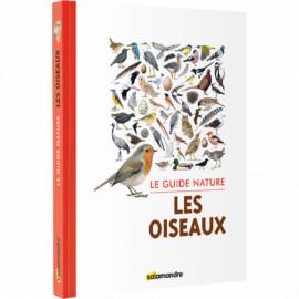 Sophie Giriens - Les oiseaux - Le guide nature