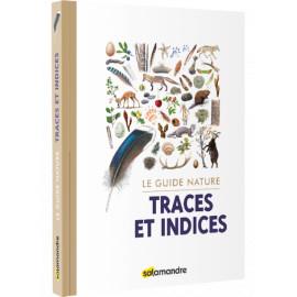 Aino Adriaens - Traces et indices - Le guide nature