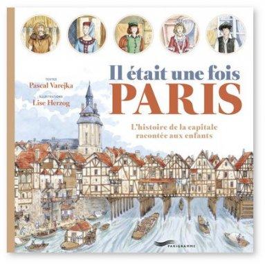 Pascal Varejka - Il était une fois Paris