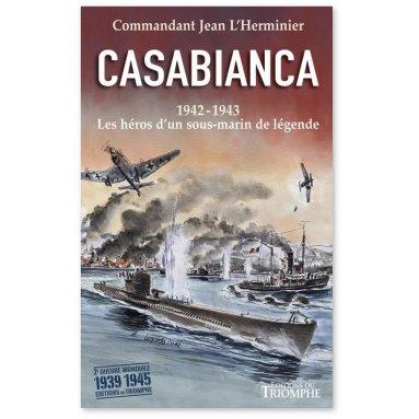 Cdt Jean L'herminier - Casabianca 1942-1943