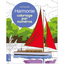 David Woodroffe - Harmonie - Coloriage par numéros