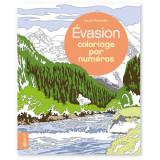 Evasion - Coloriage par numéros