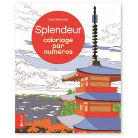 David Woodroffe - Splendeur - Coloriages par numéros