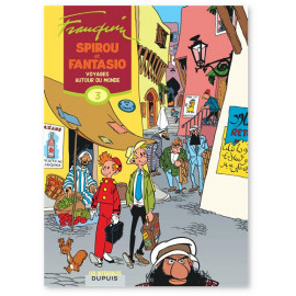 André Franquin - Spirou et Fantasio - L'intégrale 3