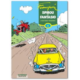 André Franquin - Spirou et Fantasio - L'intégrale 4