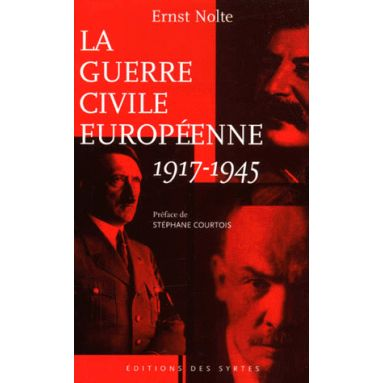 La guerre civile européenne 1917-1945
