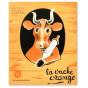 Nathan Hale - La vache orange