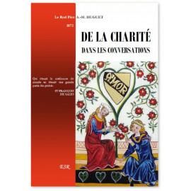 Père A.M. Huguet - De la charité dans les conversations