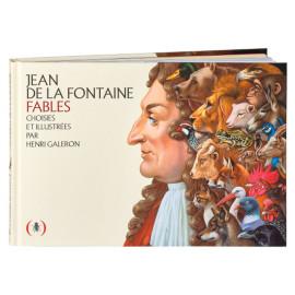 Jean de La Fontaine - Fables choisies et illustrées