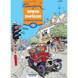 André Franquin - Spirou et Fantasio - L'intégrale 5
