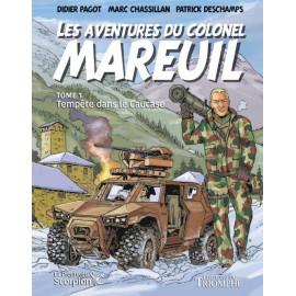 Patrick Deschamps - Les aventures du colonel Mareuil - Tome 1