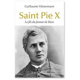 Saint Pie X le fils du facteur de Riese