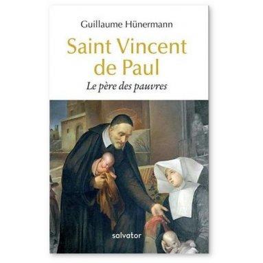 Guillaume Hünermann - Saint Vincent de Paul