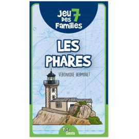 Véronique Hermouet - Jeu des 7 familles Les Phares