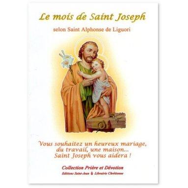 Saint Alphonse de Liguori - Le Mois de Saint Joseph