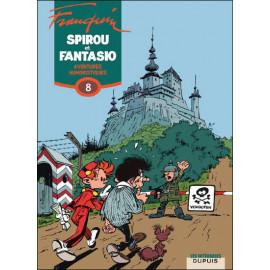André Franquin - Spirou et Fantasio - L'intégrale 8