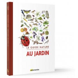 Elodie Emery - Au jardin - Le guide nature