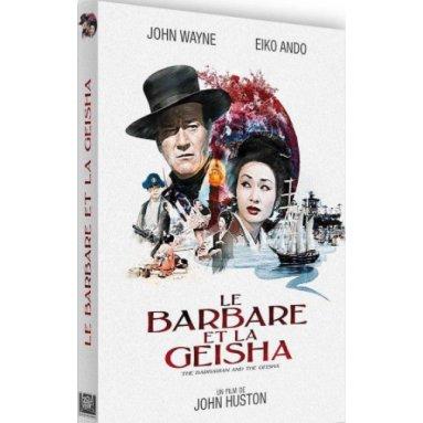 John Huston - Le Barbare et la Geisha