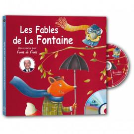 Jean de La Fontaine - Les fables de La Fontaine racontée par Louis de Funès