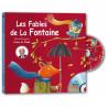 Les fables de La Fontaine racontée par Louis de Funès