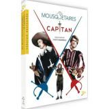 Les 3 Mousquetaires & Le Capitan
