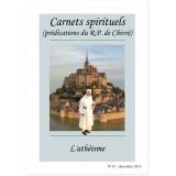 L'athéisme - Carnets spirituels N°63