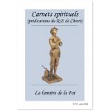 La lumière de la Foi - Carnets spirituels N°65
