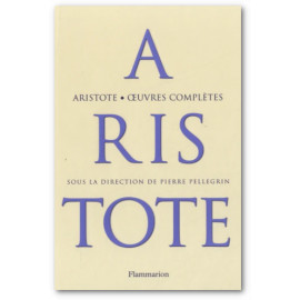 Aristote - Oeuvres complètes