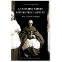 La Semaine Sainte réformée sous Pie XII
