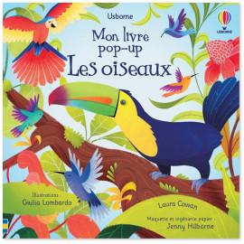 Laura Cowan - Les oiseaux - Mon livre pop-up