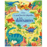 Le grand livre des labyrinthes - Les dinosaures