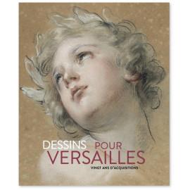 Elisabeth Maisonnier - Dessins pour Versailles