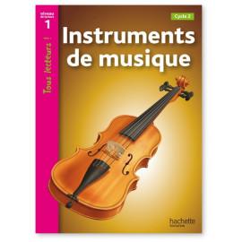 Denise Ryan - Instruments de musique - Niveau de lecture 1, Cycle 2