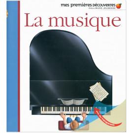Claude Delafosse - La musique