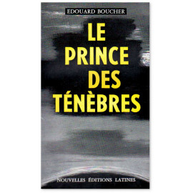 Edouard Boucher - Le Prince des Ténèbres