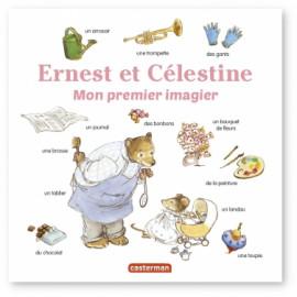 Gabrielle Vincent - Ernest et Célestine - Mon premier imagier