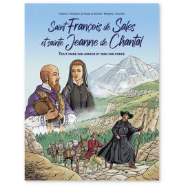 Père Christophe Hadevis - Saint François de Sales et sainte Jeanne de Chantal