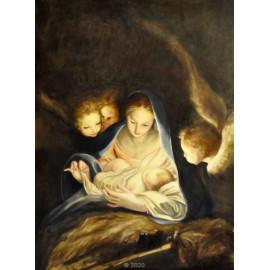 Hélène Avot - La Vierge de Miséricorde ICA 001