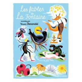 Jean de La Fontaine - Les fables de La Fontaine racontée par Fernandel