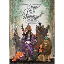 Charles Davoine - Jean de La Fontaine - Petite encyclopédie illustrée