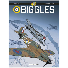 Francis Bergèse - Biggles - Intégrale 1