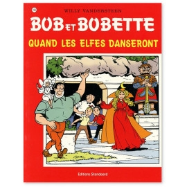 Willy Vandersteen - Bob et Bobette N° 168