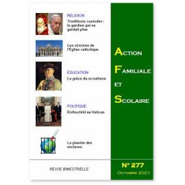 Action Familiale et Scolaire - Action familiale et scolaire N°277