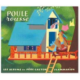 Lida - Poule Rousse - Edition restaurée pour les 90 ans