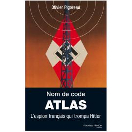 Olivier Pigoreau - Nom de code Atlas