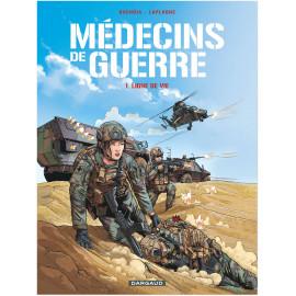 Patrice Buendia - Médecins de guerre - 1 - Au coeur de l'opération Barkhane