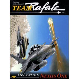 Team Rafale - Tome 3
